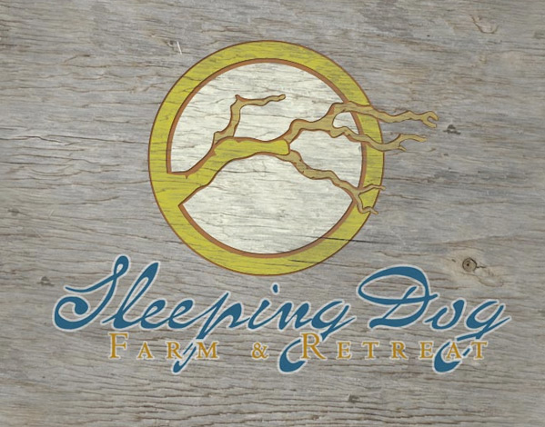 Sleeping Dog Farm Logo